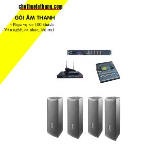 Cho thuê âm thanh ánh sáng TPHCM