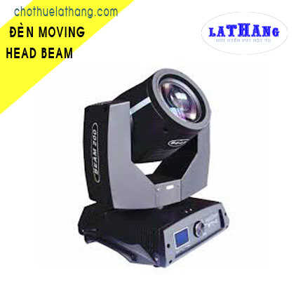 đèn moving head beam