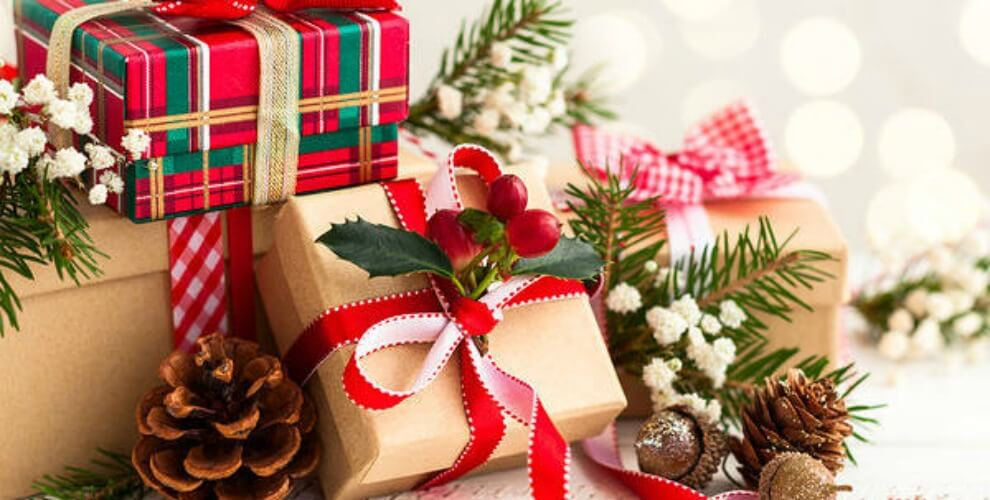 Quà cho mùa Giáng Sinh
